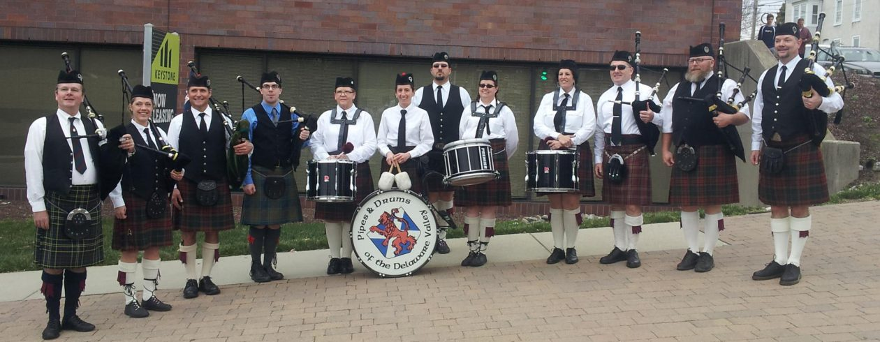 Pipes & Drums of the Delaware Valley